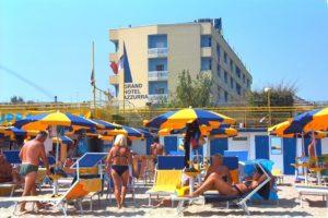 Photogallery BAGNI AZZURRA_spiaggia