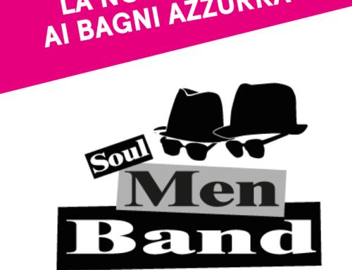 Sabato 2 Luglio – NOTTE ROSA! Soul Men Band