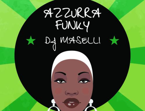 Lunedì 4 luglio AZZURRA FUNKY ore 21,30 DJ MASELLI