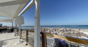 Photogallery BAGNI AZZURRA_terrazza_spiaggia